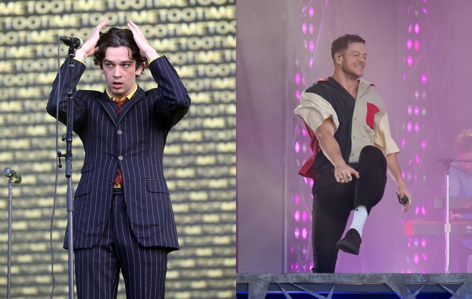 The 1975's Matty Healy opens up on his beef with Imagine Dragons