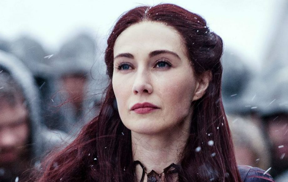 """'Game Of Thrones': Carice Van Houten says nudity was """"overwhelming"""" and was lessened due to #MeToo movement"""