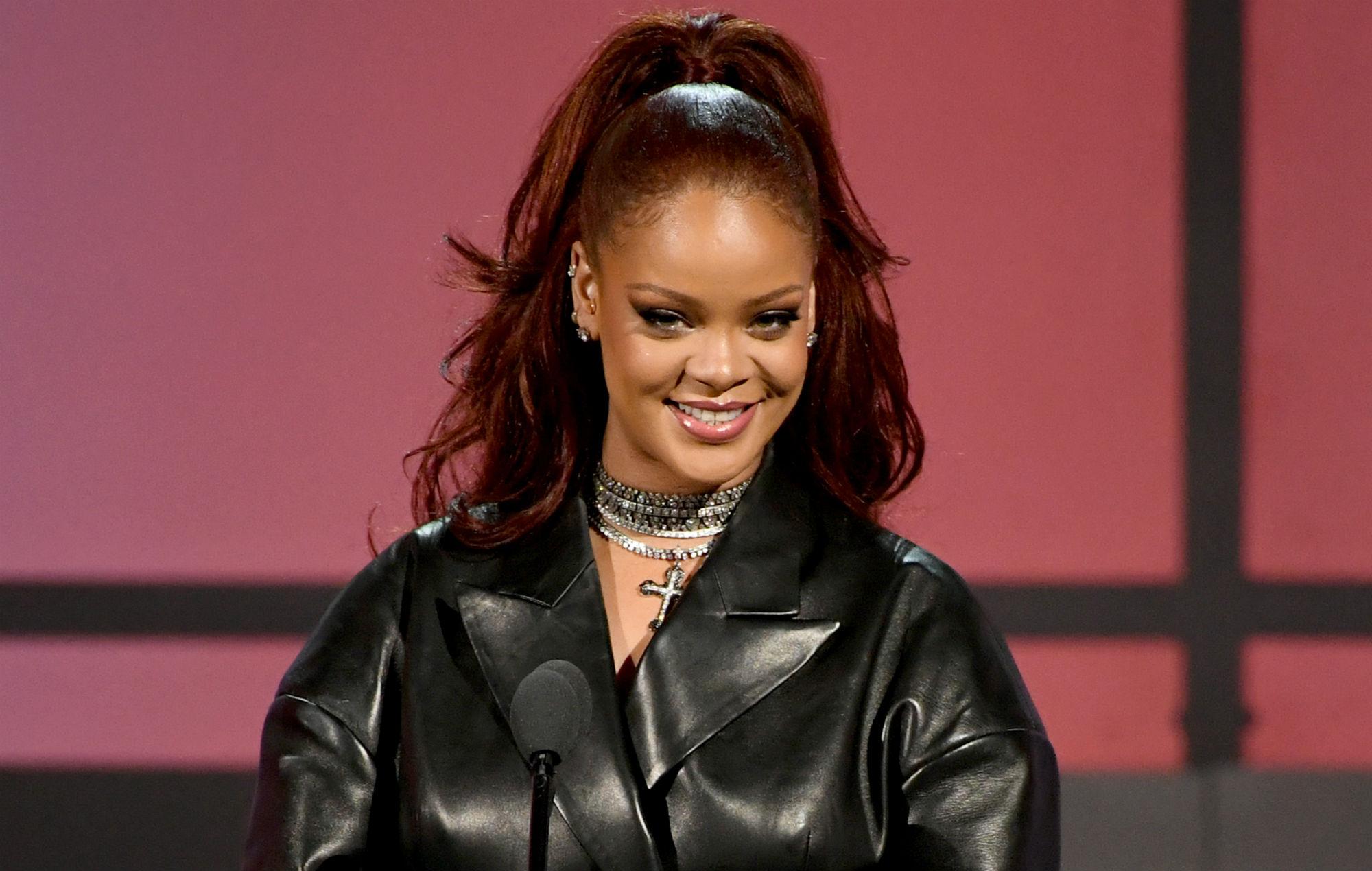 Rihanna is still working on a new reggae album