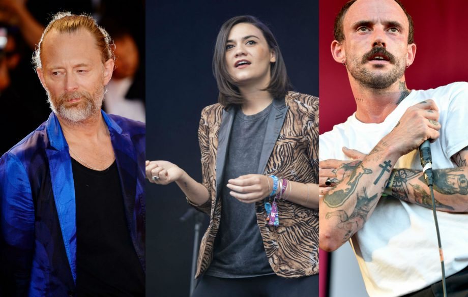 UK music industry declares climate emergency, backed by Radiohead, Idles and Nadine Shah