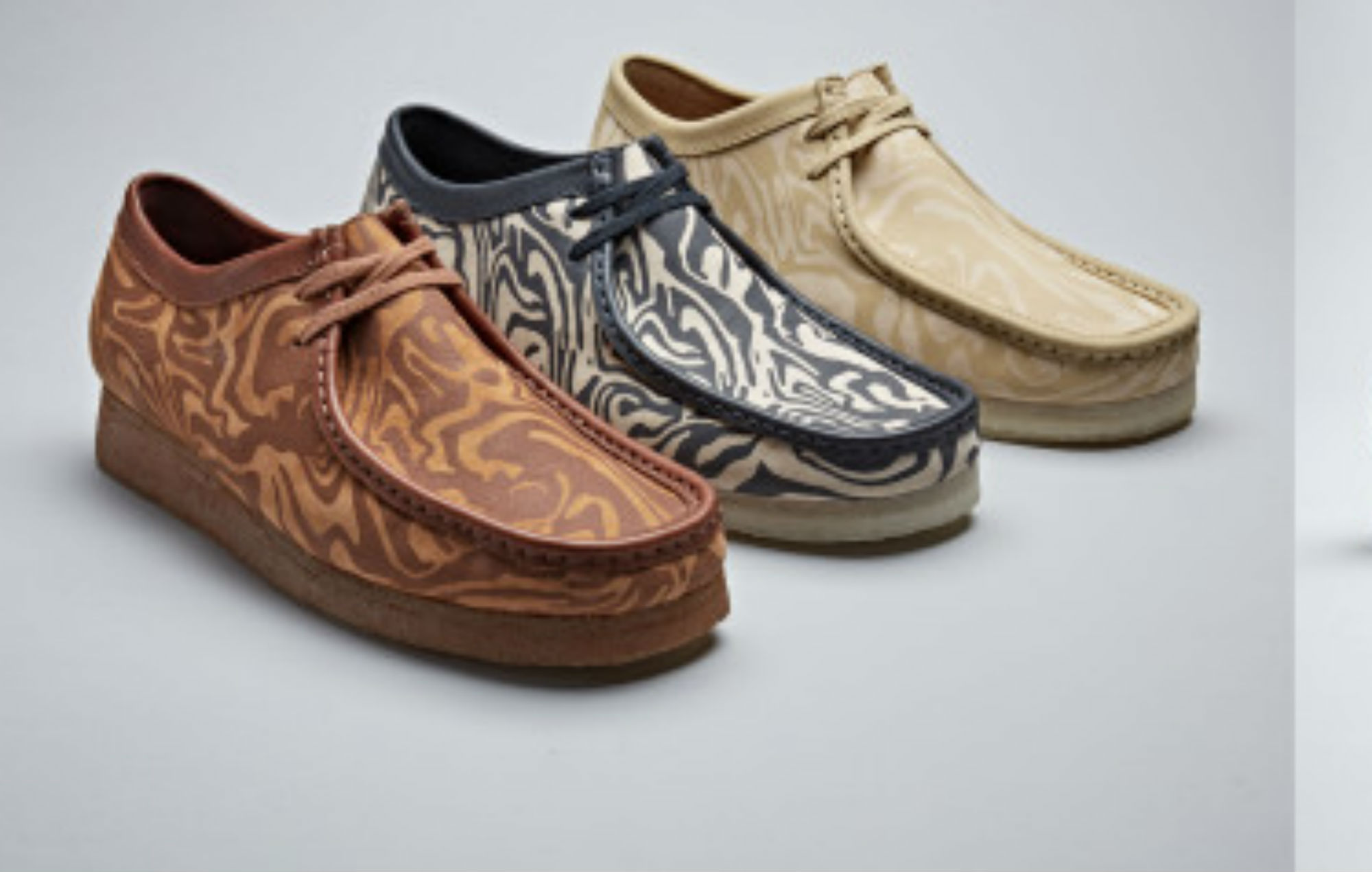 new cheap discount up to 60% latest selection Shoe Tang Clan - check out the new Wu shoes from Clarks: NME