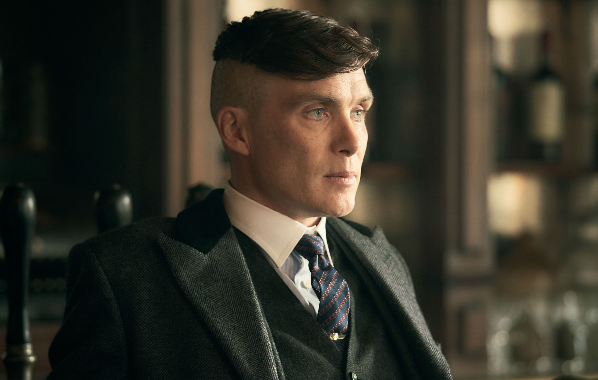 'Peaky Blinders' star Cillian Murphy responds to James Bond speculation