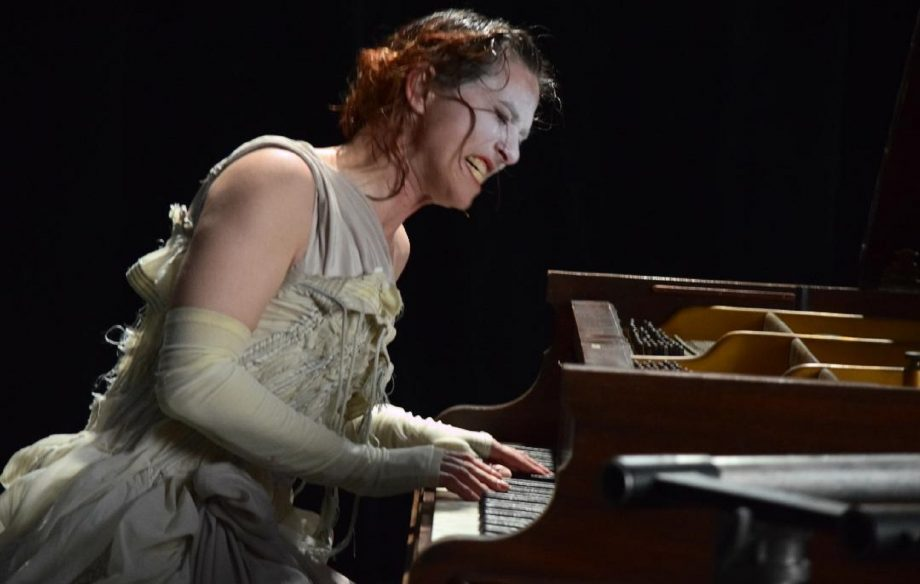 Watch Amanda Palmer's climate change and #Me Too inspired new video