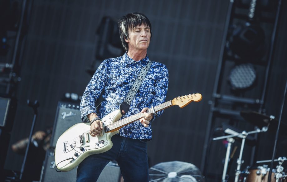 Listen to Johnny Marr's new single 'The Bright Parade'
