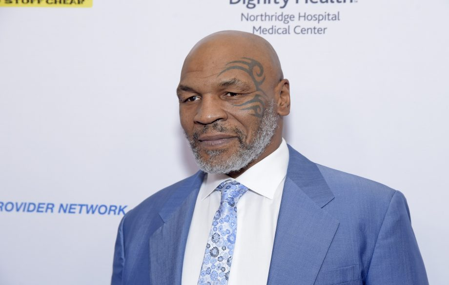 Mike Tyson smokes $40,000 of weed every month