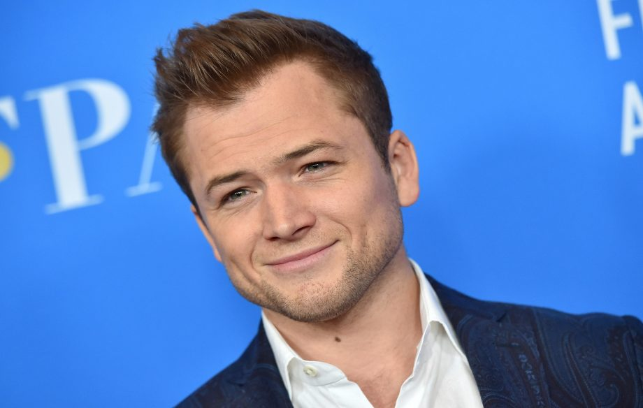 'Rocketman' star Taron Egerton says he would love to play Wolverine