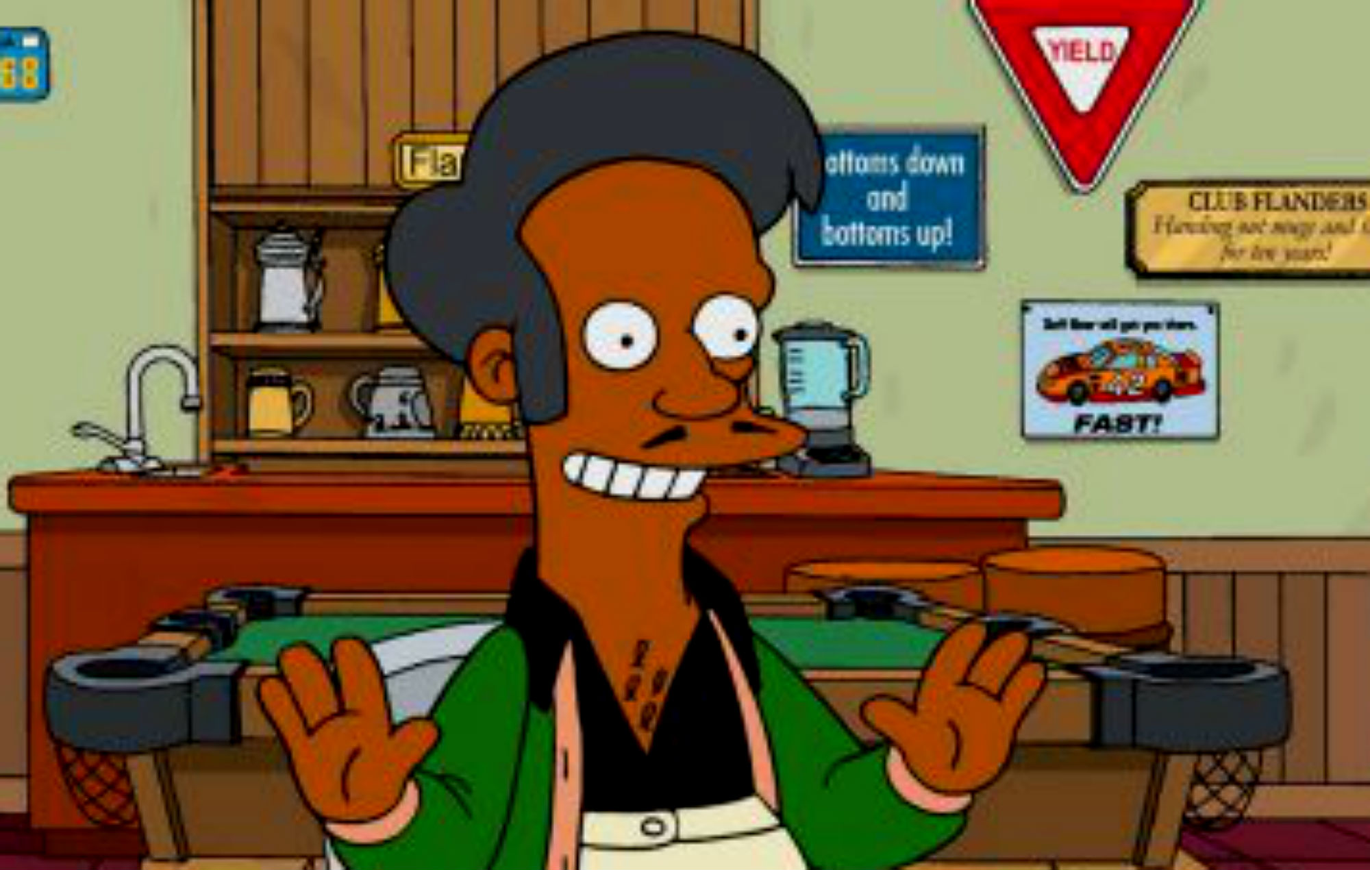 'The Simpsons' confirm Apu won't be axed after all