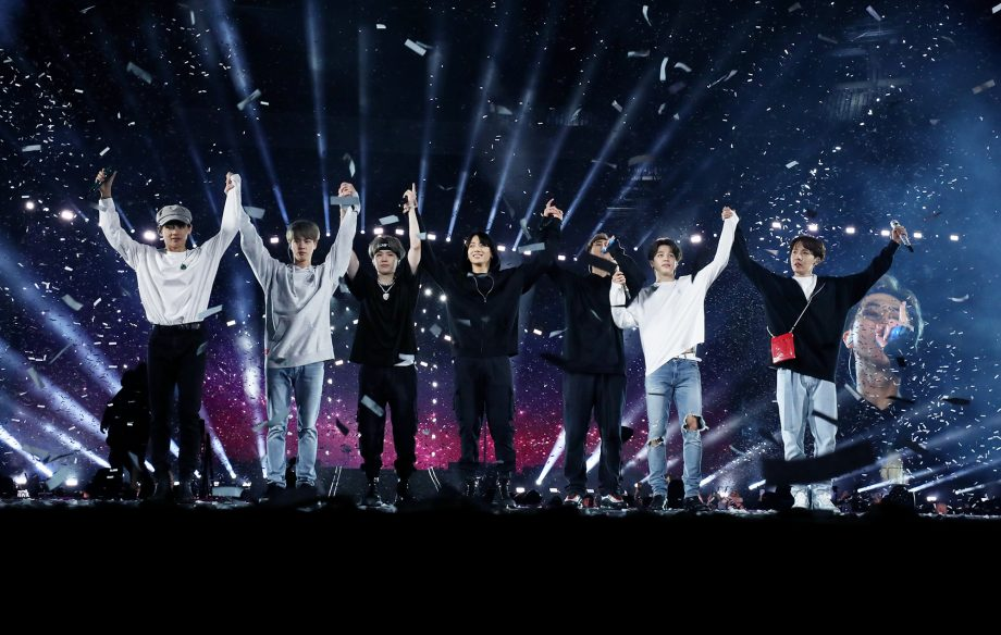 BTS to broadcast one of their concerts at Seoul's Olympic Stadium live in cinemas