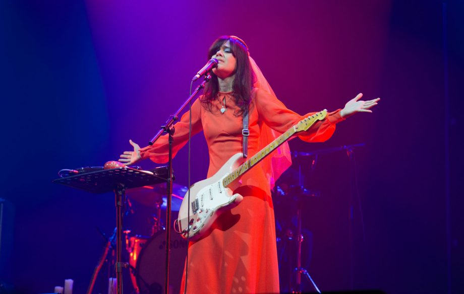 Bat for Lashes reveals the classic 80's movies that have inspired her latest album