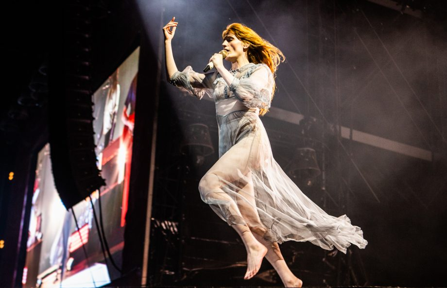 Sziget 2019: Florence + The Machine dedicate 'You Got The Love' to Hungary's LGBTQ community in utterly joyful headline set