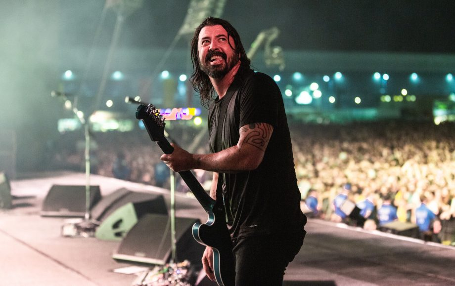 Foo Fighters at Reading Festival: Check out these intimate snaps of the band's closing headline set