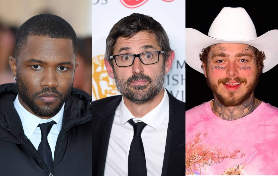 Watch Louis Theroux profess his love for Frank Ocean and Post Malone