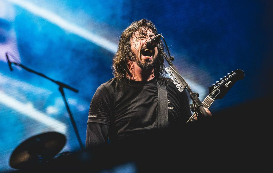 Watch Dave Grohl invite crowdsurfing Foo Fighters fan in wheelchair on stage at Sziget 2019