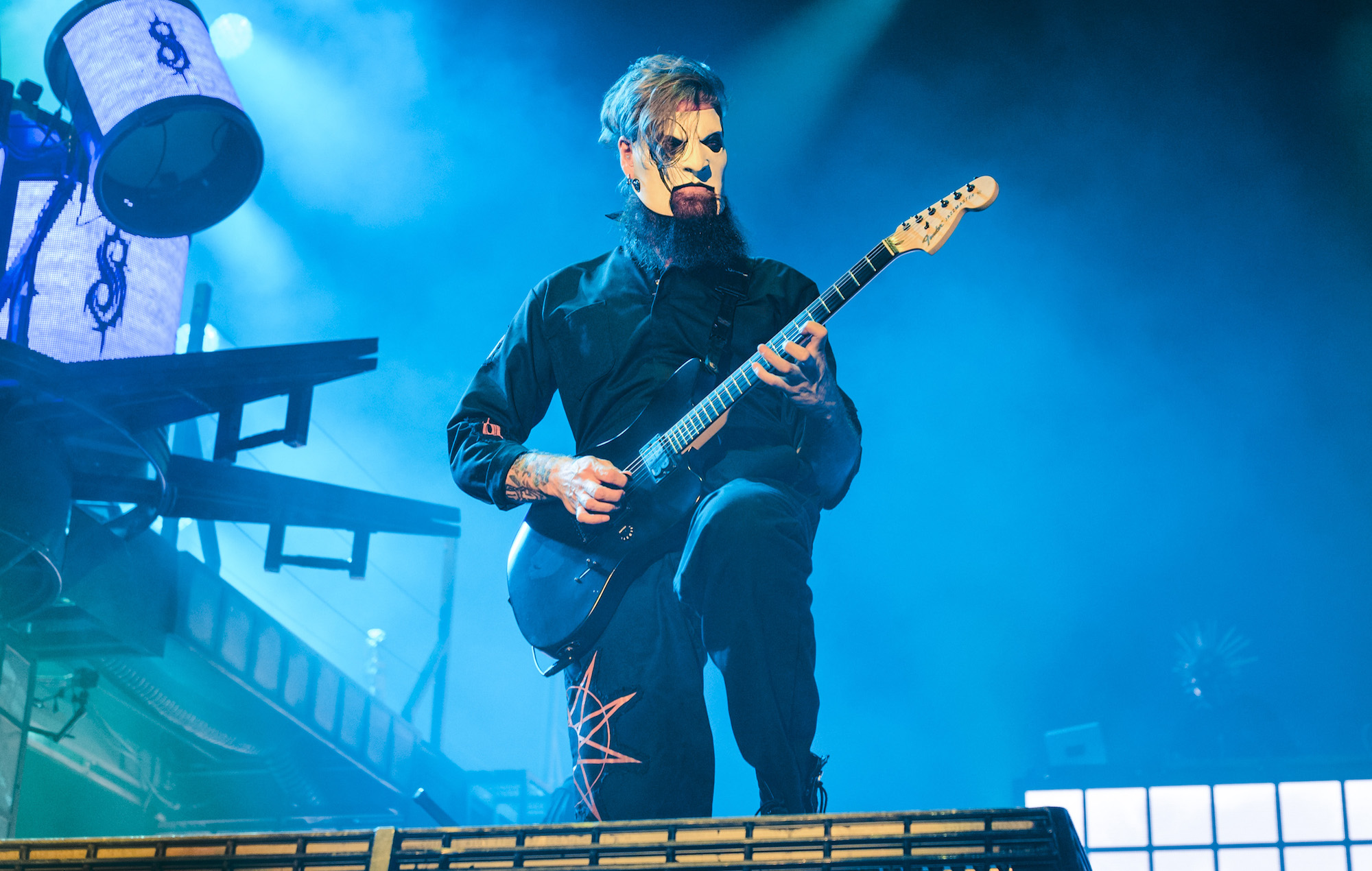 Slipknot's Jim Root reacts to fans saying new album lacks ...