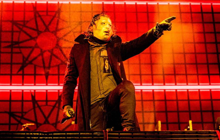 Slipknot score first UK Number One album in 18 years