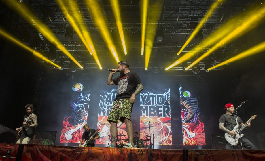 A Day To Remember announce free London show
