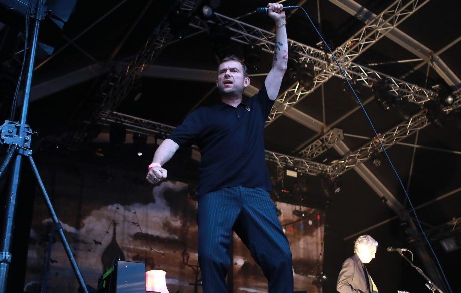 "Damon Albarn says The Good, The Bad & The Queen have played their ""last gig"" at Lowland Festival"