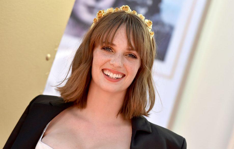 Watch 'Stranger Things' star Maya Hawke wander the streets as a mermaid in 'To Love A Boy' video