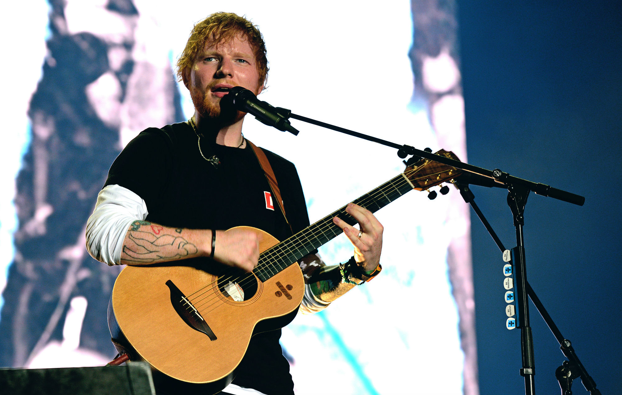 Ed Sheeran is the UK's richest celebrity under 30 after doubling fortune to £170 million