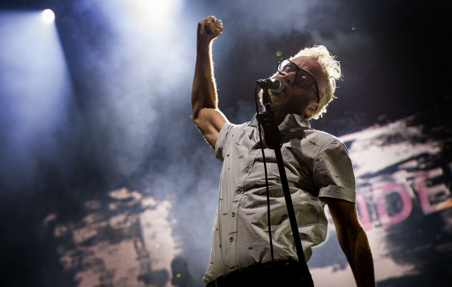 Watch The National play a marvellous setlist voted for by fans at Pukkelpop