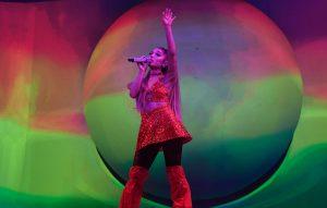 Ariana Grande kicks off European leg of the Sweetener World Tour in career-spanning show at London's O2 Arena