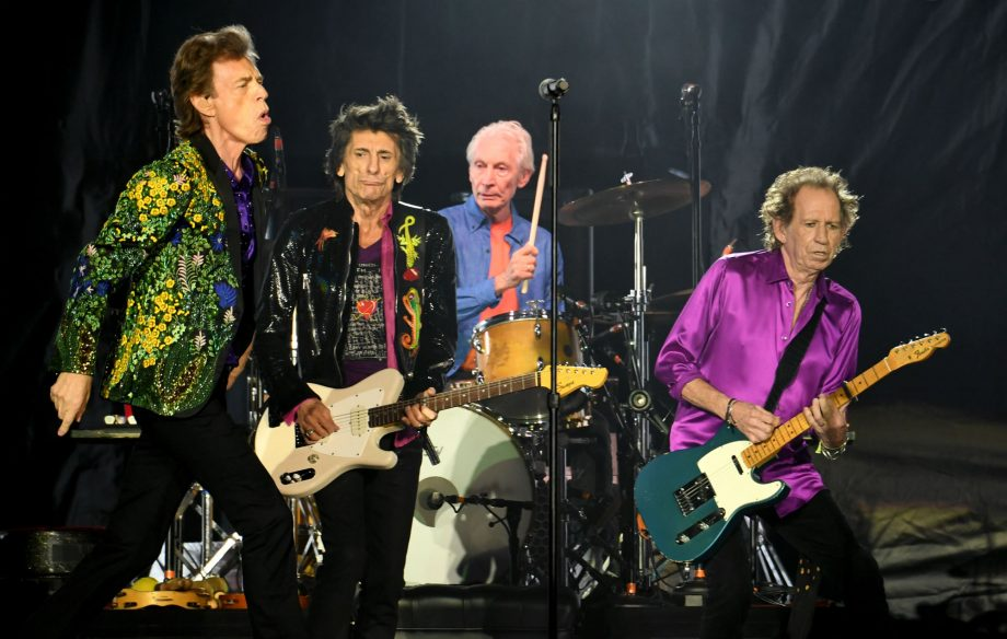 The Rolling Stones have had a Martian rock named in their honour