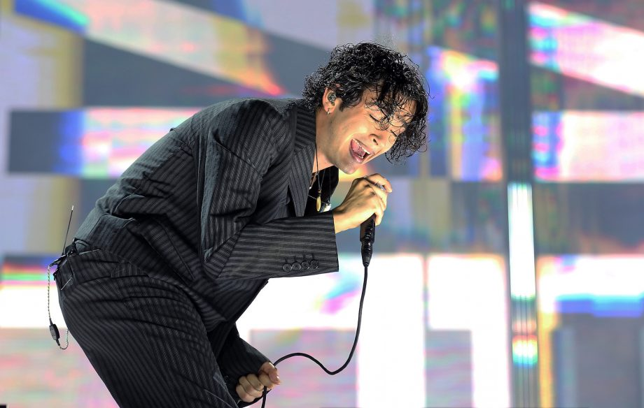Watch The 1975 play unreleased music from 'Notes On A Conditional Form' at Reading Festival
