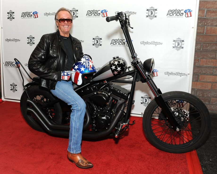 Tributes paid after death of 'Easy Rider' legend Peter Fonda