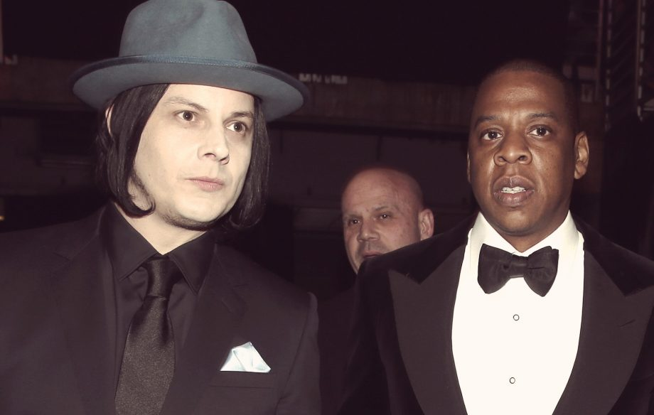 Watch Jack White warm up for Raconteurs show by playing Jay-Z's '99 Problems'