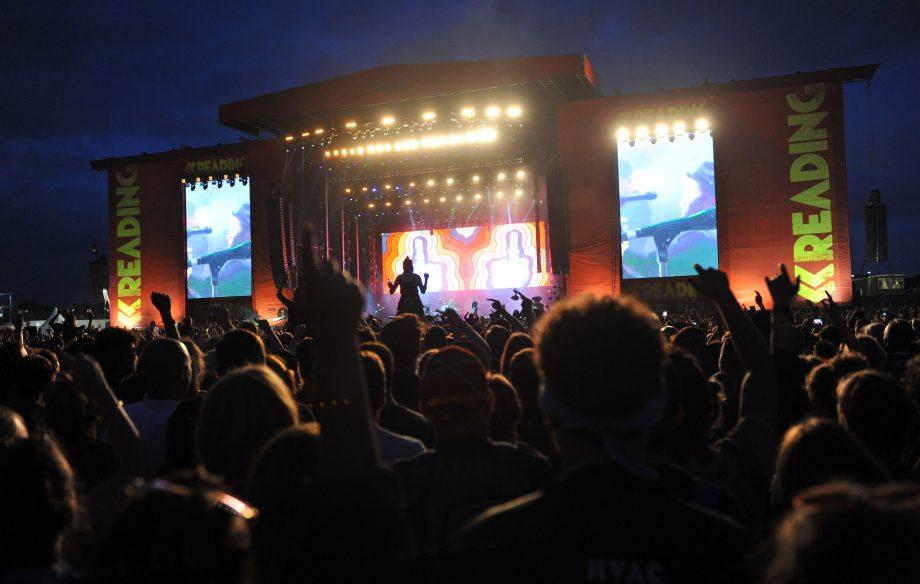 I'm lovin' it: McDonald's McNuggets van to set up shop at Reading Festival