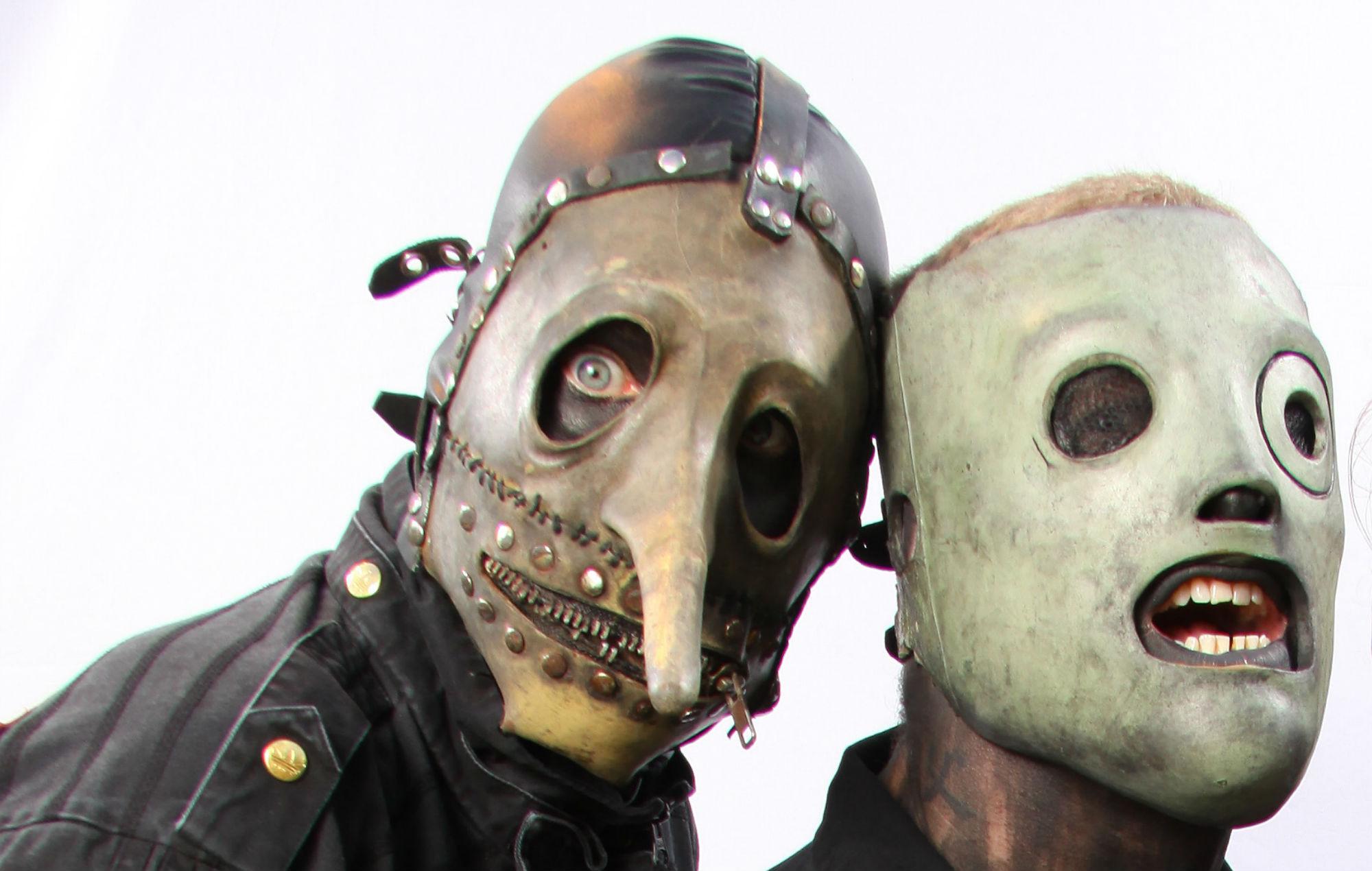 Slipknot's Corey Taylor: