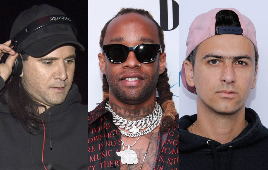 Skrillex, Ty Dolla $ign and Boys Noize team up for new genre