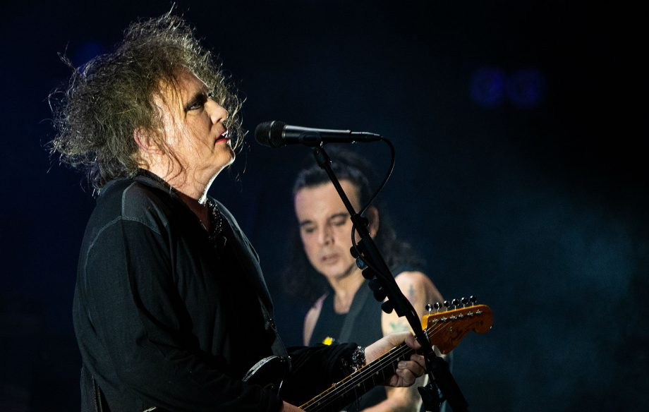 Watch The Cure's blistering 'Disintegration' performance from upcoming 'CURÆTION-25' anniversary release