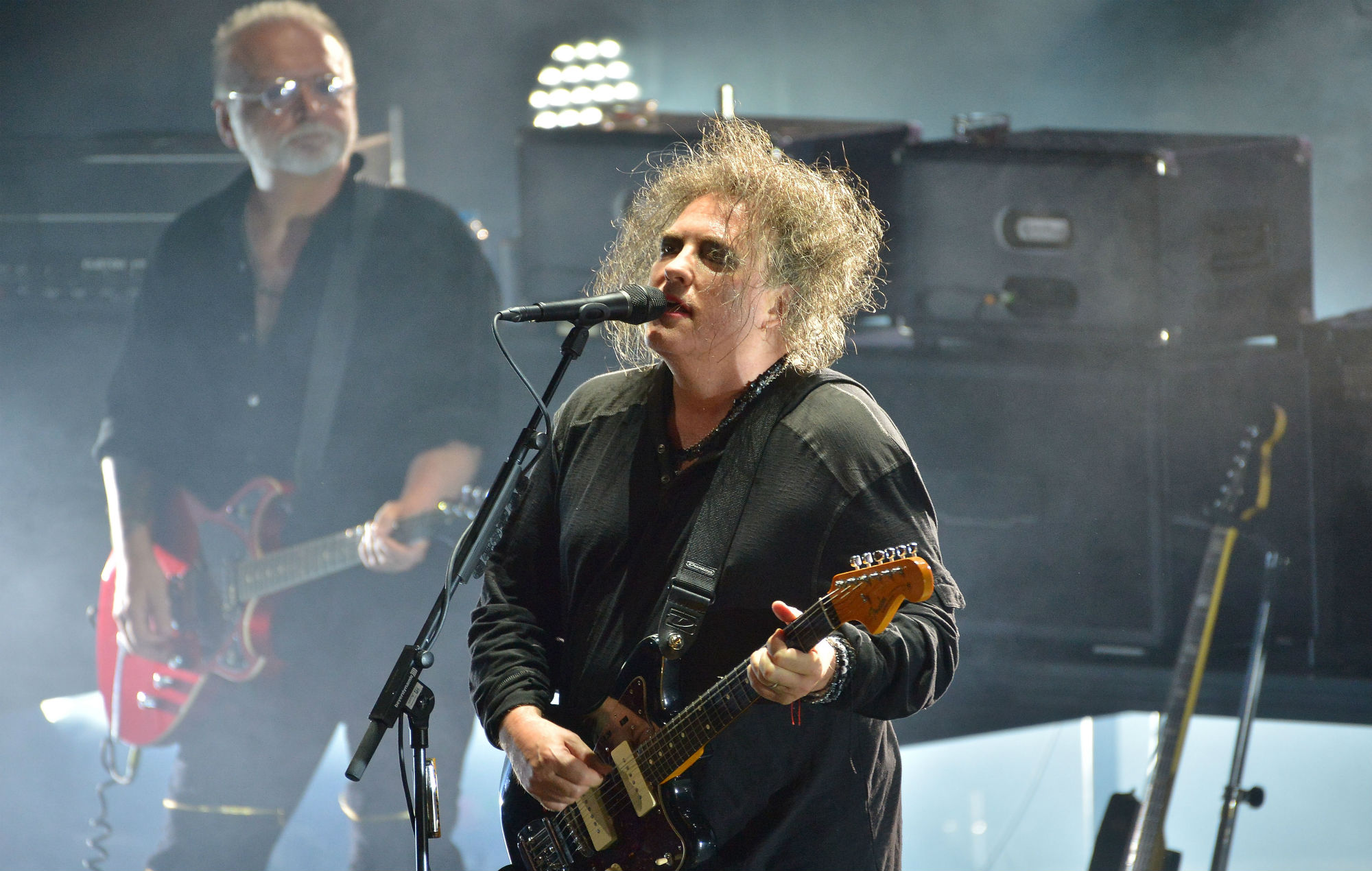 The Cure announce new concert film to celebrate their 40th anniversary