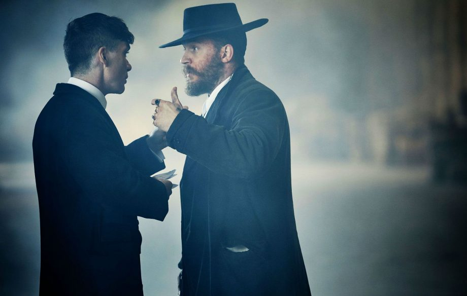 "Former 'Peaky Blinders' director talks Tom Hardy's ""last ..."