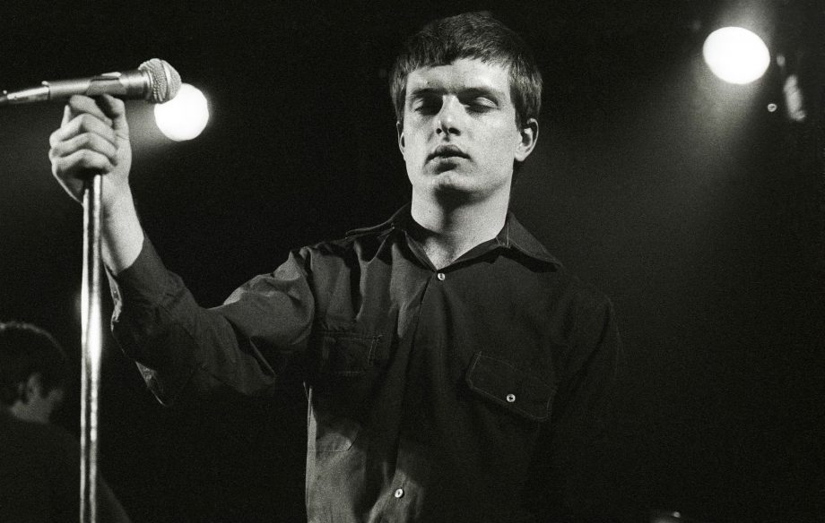 Ian Curtis of Joy Division's grave has been vandalised