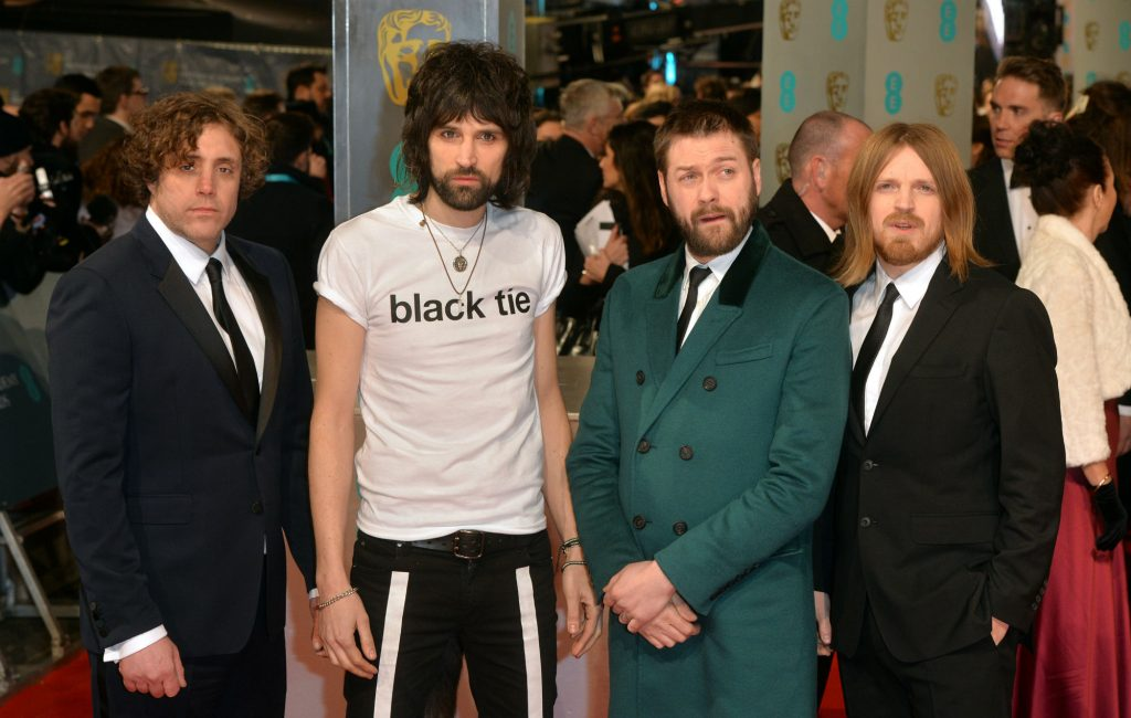 """I feel like I've seen Earth from outer space"""": Kasabian's"""