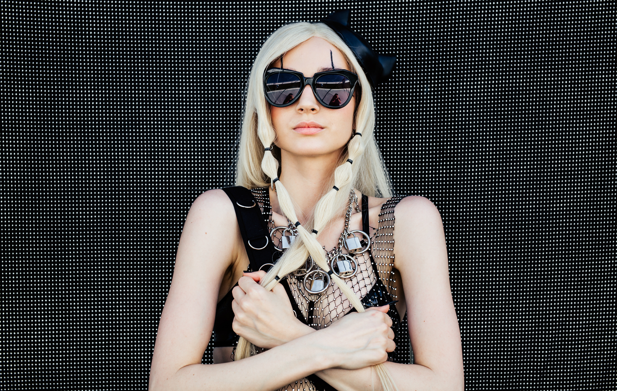 Poppy set to embark on 36-date 'I Disagree' tour in 2020