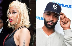 Nicki Minaj kicks Joe Budden off her 'QUEEN RADIO' show