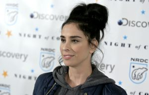 Sarah Silverman was fired from