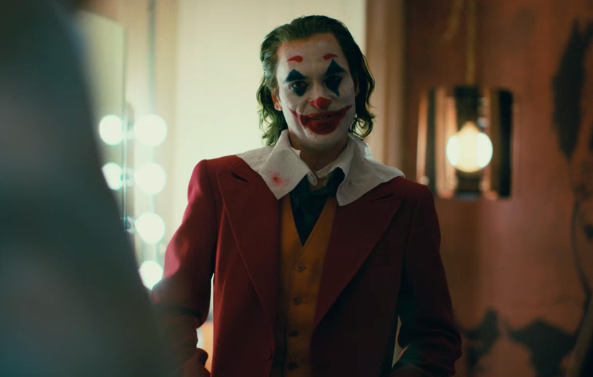 """'Joker': bathroom scene cut for being too """"insane"""" for R rating"""