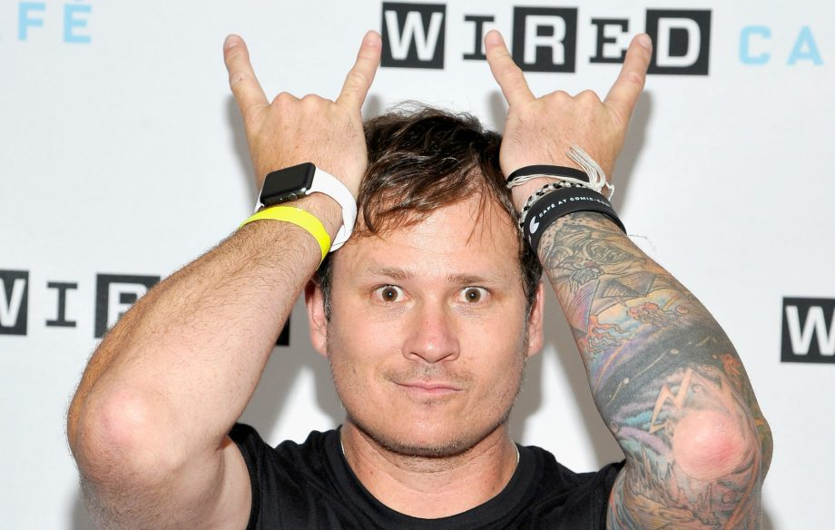 """Tom DeLonge: """"If I played Blink-182 to aliens they would get really offended and start an inter-planetary war"""""""