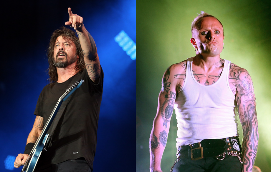 Watch Foo Fighters perform thrilling tribute to Keith Flint during Reading headline slot
