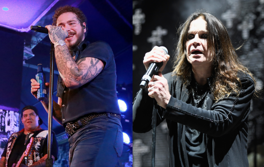 Post Malone reveals how his Ozzy Osbourne collaboration came about