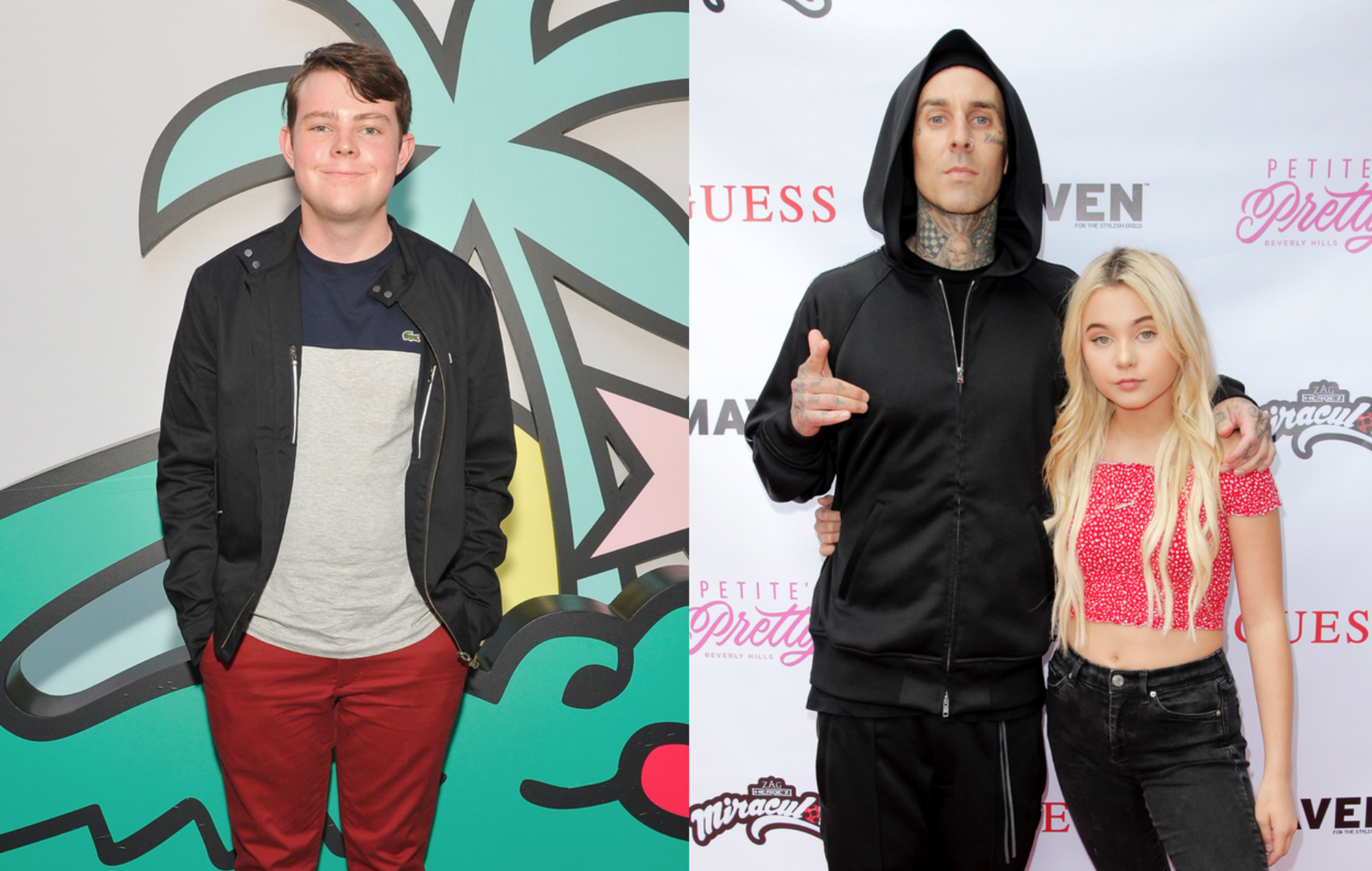 Echosmith issue statement in response to Graham Sierota sending DMs to Travis Barker's 13-year-old daughter