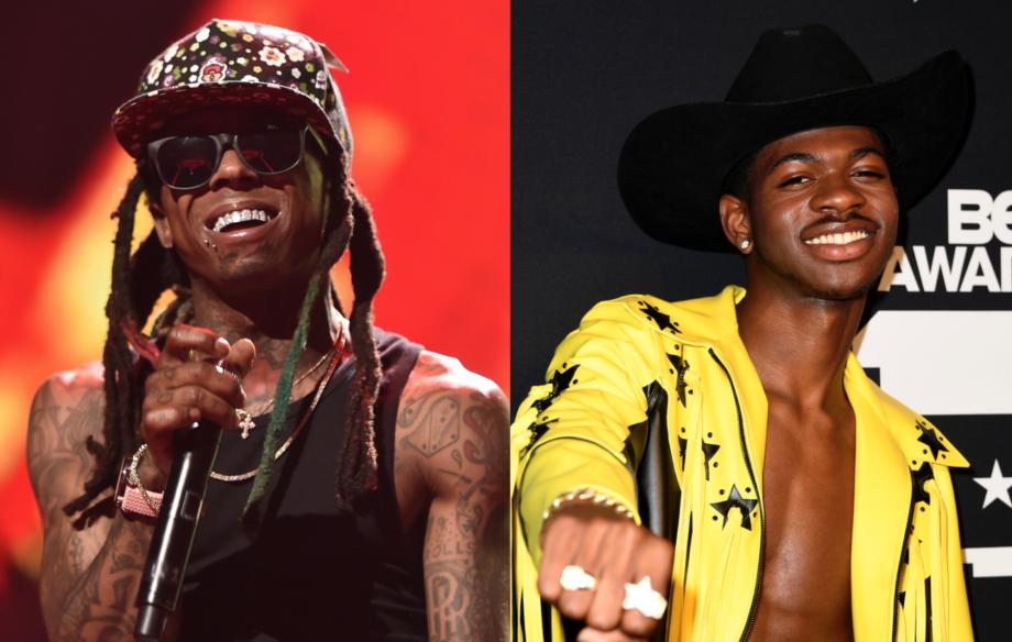 Watch Lil Wayne remix Lil Nas ...