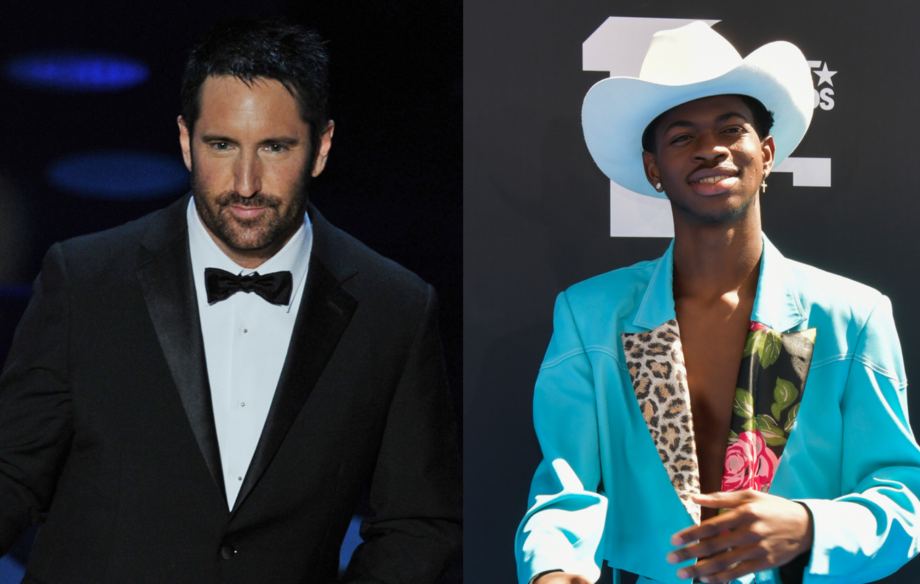 Trent Reznor nominated for country music award thanks to Lil Nas X