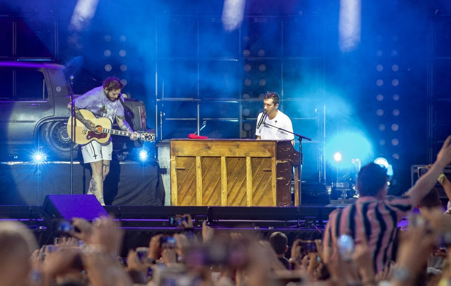 Leeds Festival: Watch Twenty One Pilots and Post Malone