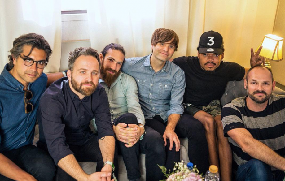 "Watch Chance the Rapper join Death Cab For Cutie at Lollapalooza for ""Do You Remember"""