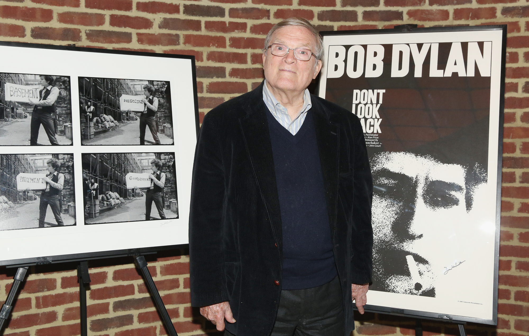 D.A. Pennebaker, director of films by Bob Dylan and David Bowie, has died